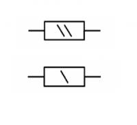 Резисторы   0.125W - 0.25W