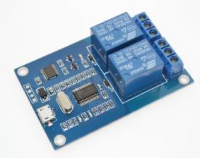 Модуль управления нагрузкой USB