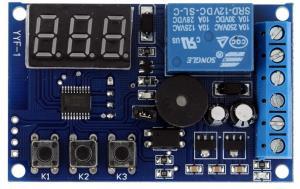 Програмируемый контроллер напряжения 0-30 вольт YYF-1