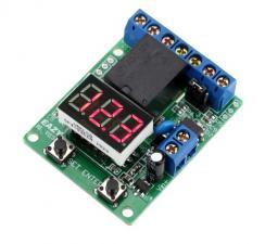 Модуль контроллера заряряда АКБ