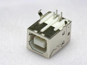 USB разьем на плату квадратный