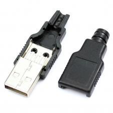 USB разём разборный