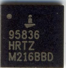 ISL95836  QFN-40