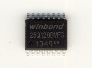 25Q128BVFG  SOIC-16