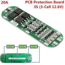 Зарядное устройство 3 S 12.6 В литий-ионных батарей 18650