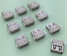 USB 2.0 4Pin Разъем G51