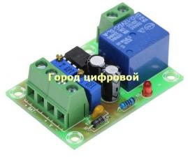 XH-M601 Контроллер заряда аккумулятора