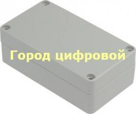 Корпус РЭА пластик 60х155х88
