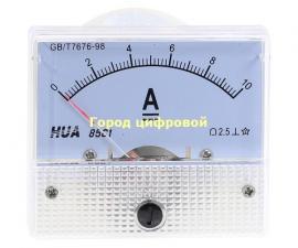 Амперметр 0-10 А 85С1 GB7676-98