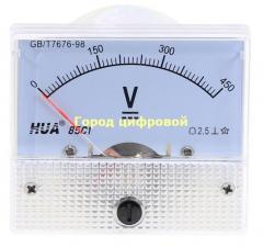 Вольтметр 0-450В 85С1 GB7676-98